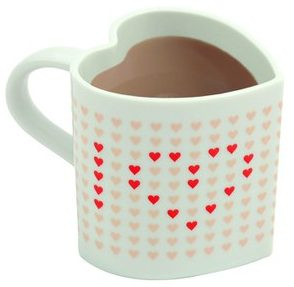 Heat Changing Love Mug