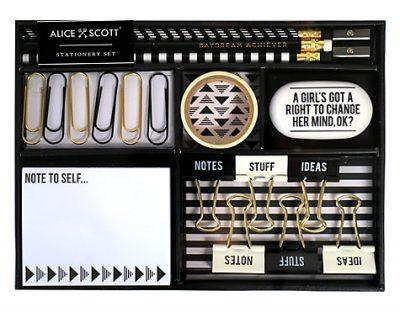 Alice Scott Stationery Set