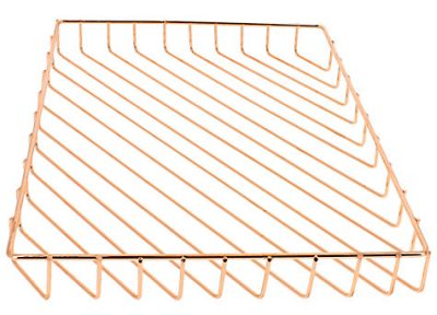Rose Gold A4 Letter Tray