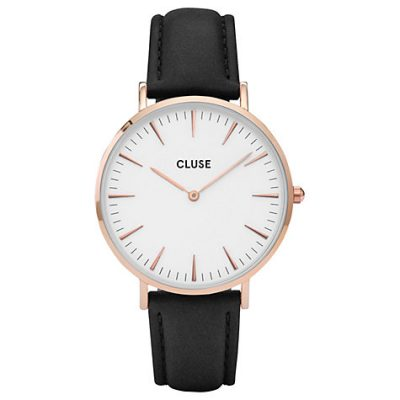 Cluse Rose Gold Watch