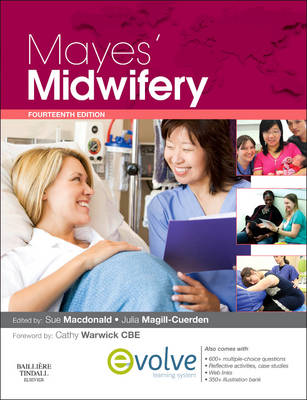 Mayes Midwifery Textbook