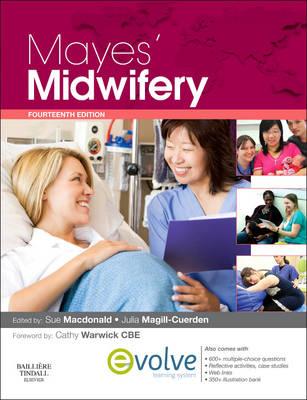 Mayes Midwifery Textbook