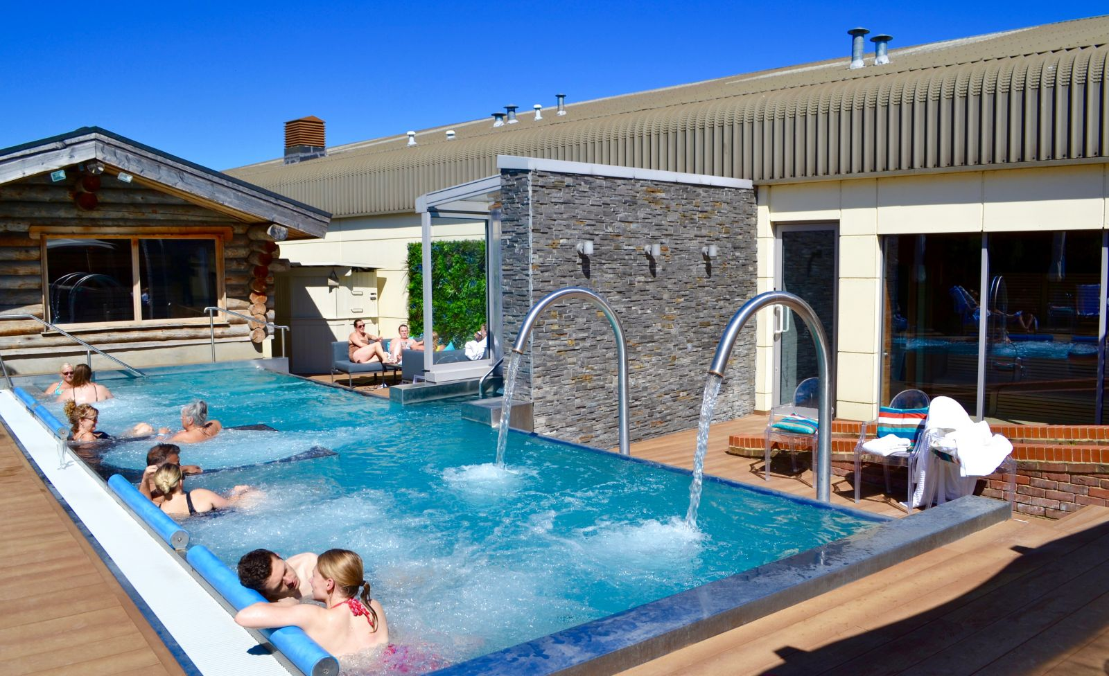 Complete Bliss at the Y-Spa at Wyboston Lakes!*